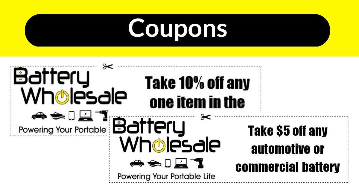 Medic Batteries also sells battery testing supplies, so you know for sure when it's time to throw your old battery out and get a new one. Juice up your savings when you use Medic Batteries coupon codes on medical batteries and more, including: Alkaline and lithium batteries .